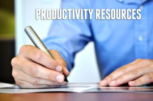 productivity resources