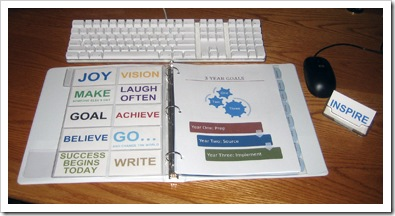 goal-setting-organizer