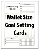 goal setting resources: goal setting toolkit
