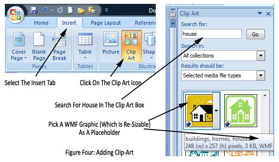 resizing clip art word 2007 - photo #8