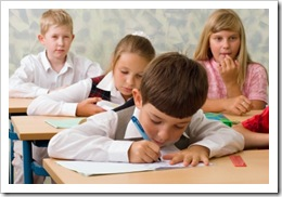 children-in-classroom how not to praise your kids