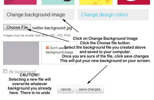 how to add custom powerpoint background