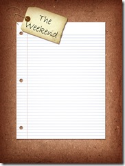 weekend-sheet-of-paper