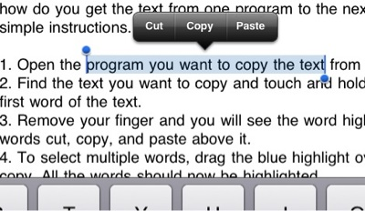 iPad Cut and Paste | Learn the Hidden Secret | Fire Up Today
