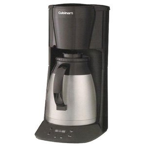Cuisinart Coffee Maker Thermal Carafe Problems : Three Things Every Writer Needs