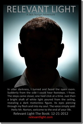 relevant light book cover
