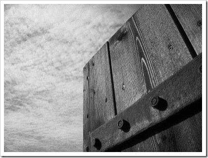 wood-gate