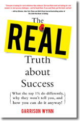 TheRealTruthAboutSuccess_BookCover