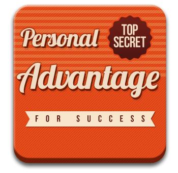 personal advantage key success factor