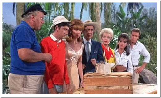 gilligan's island approach to starting a business