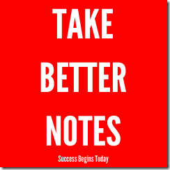 take-better-notes