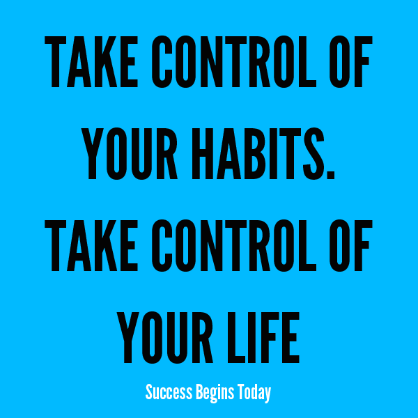 quotes on habits for success quotesgram