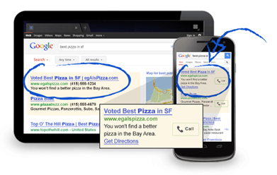 how to set up google adwords express
