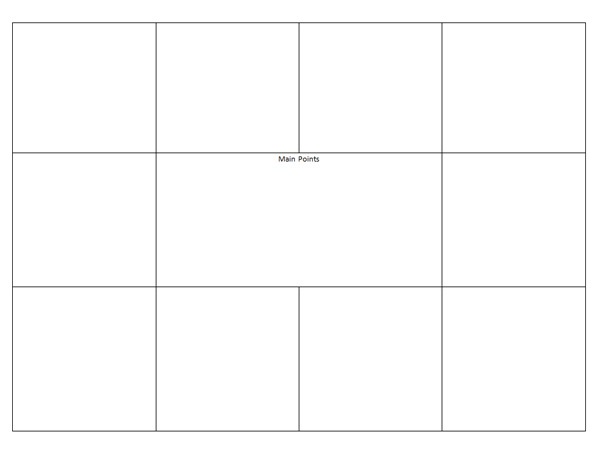 basic note taking template