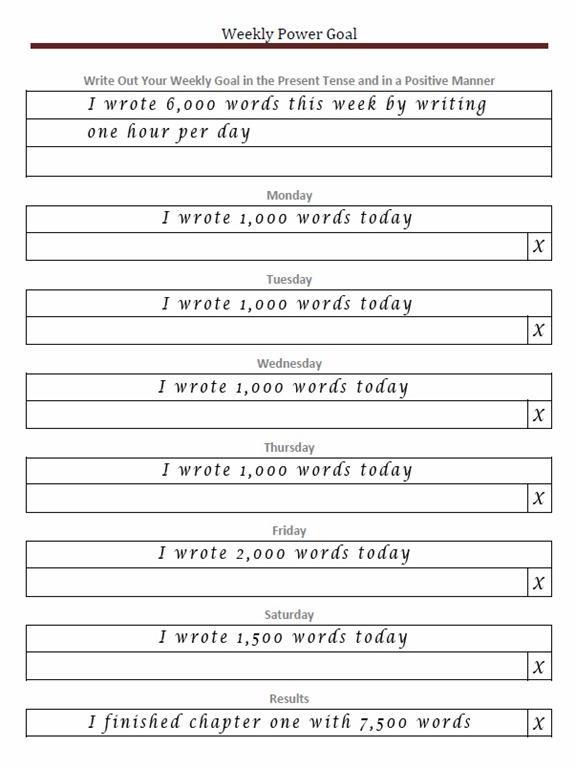 Printables Setting Goals Worksheets goal setting worksheet archives personal success today weekly worksheet