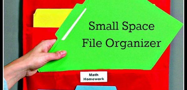 small-space-file-organizer