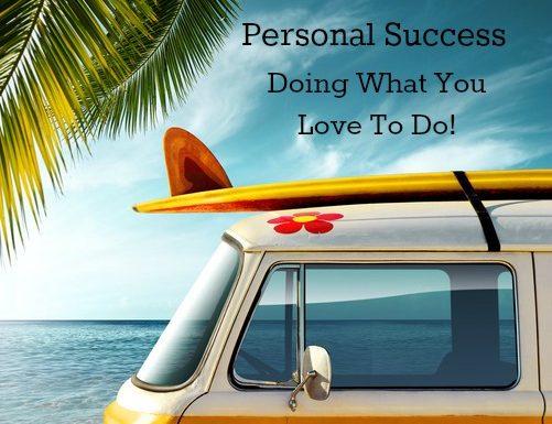 Personal Success Quote: Love