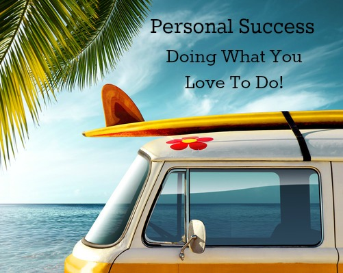 Personal Success Quote: Love