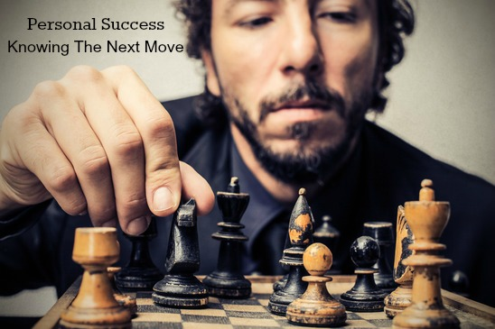 Personal Success Quote: Next Move