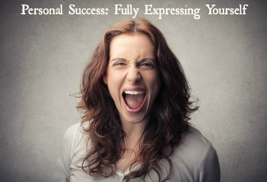 Personal Success Quote: Expression
