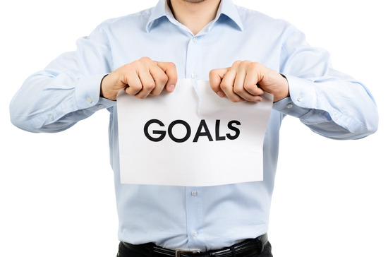 no goal setting