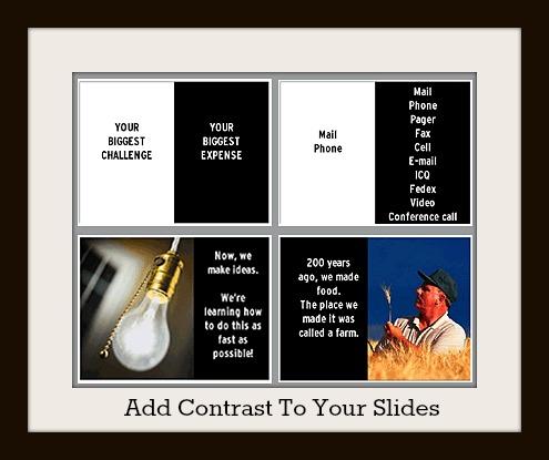 contrast-slides