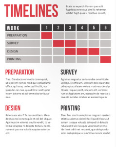 Creative handouts for presentations engage your audience with style handout print wajeb Images