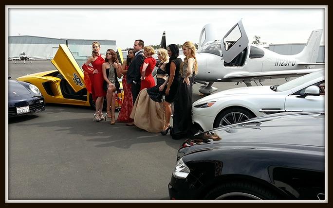 James Bond Photo Shoot
