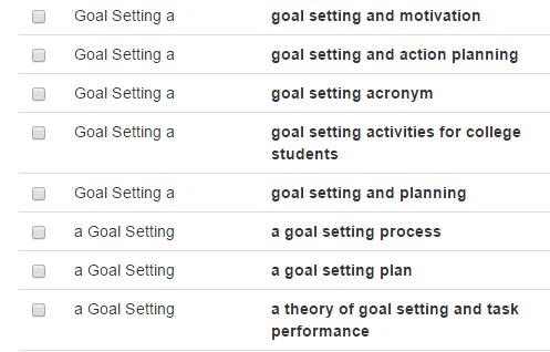 goal-setting-long-tail