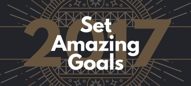 Set Amazing Goals