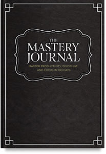 mastery journal